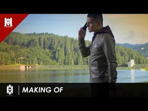 (Detras de Camaras) - Salgamos Kevin Roldan ft Maluma- Andy Rivera