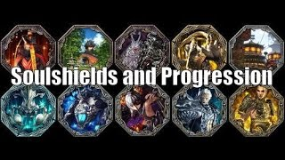 Soulshields Where To Get and Progression