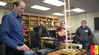 'Pitt State hosts annual Science Day