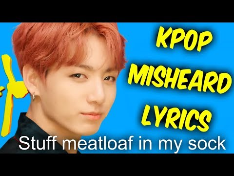 K-POP Misheard Lyrics of 2018 - Try Not To Laugh