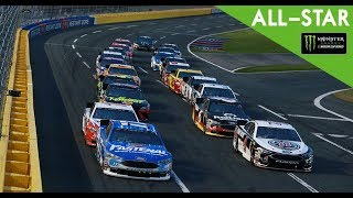 Monster Energy NASCAR Cup Series- Full Race -Open & All Star Race