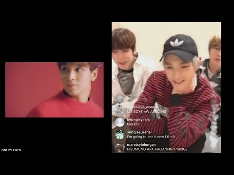 NCT 127 Reaction NCT Dream