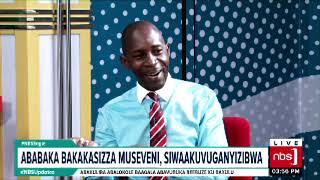 Ababaka ba NRM Abalala Bagaanye Okugenda e Kyankwanzi | NBS Eagle prt2