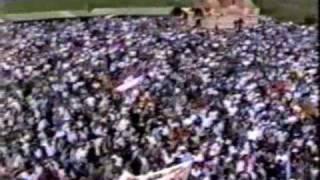 Vuk Draskovic Ravna Gora 11. Maj 1997.