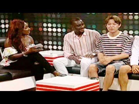 토니안, 가나 생방송 출연한 한국의 슈퍼스타 '유창한 영어실력' @미운 우리 새끼 70회 20180114