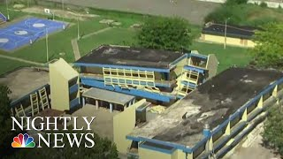 Puerto Rico Rocked By Another Powerful Earthquake As Desperation Grows | NBC Nightly News