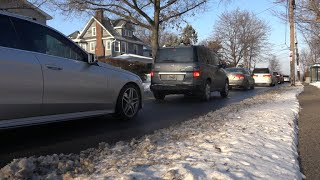 Traffic apps lead to traffic nightmare in Leonia, New Jersey