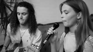 'Hey Laura' Gregory Porter cover  Lani Zimmer & Julian Steel