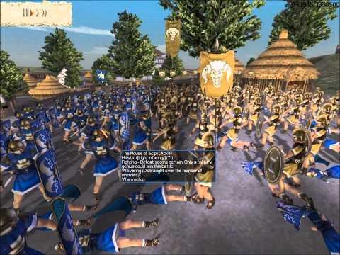 Rome Total War Online Battle #2024: Siege of Erisane (historical battle)