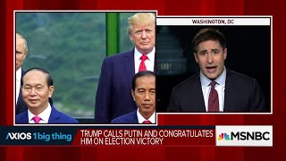 Fallout continues over Trump's call to Putin