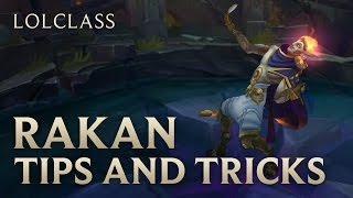 Rakan Tips and Tricks Guide | League of Legends