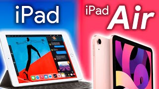 iPad Air 4 (2020) vs iPad 8 (2020), ¿cuál COMPRAR?