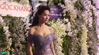 [8VBIZ] - Vẻ đẹp Hoa hậu Đặng Thu Thảo làm lu mờ các mỹ nhân khác trên thảm đỏ Hoa Hậu