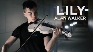 Alan Walker, K 391 & Emelie Hollow - Lily - Cover (Violin)
