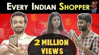 Every Indian Shopper Ever | Ft. Bade & Nikhil Vijay | RVCJ