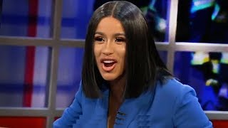 Cardi B Reveals Baby Kulture 'Broke Her Vagina' VIDEO | Hollywoodlife