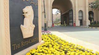 فندق quotريتز كارلتونquot الرياض يفتح أبوابه من جديد     -