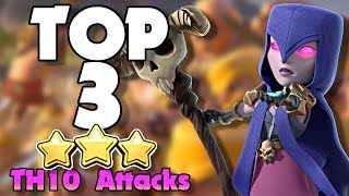Top 5 BEST TH10 Attack Strategies in Clash of Clans