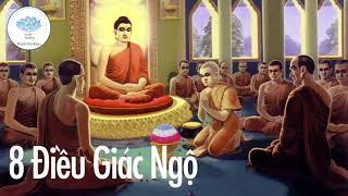 Giác Ngộ Để Tâm Luôn Thanh Tịnh Bớt Khổ Trong Cuộc Sống - Phật Dạy 8 Điều Giác Ngộ Của Bậc Đại Nhân