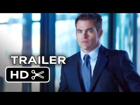 Jack Ryan: Shadow Recruit Official Trailer #1 (2013) - Chris Pine Movie HD