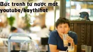 [Karaoke - Beat] Bức Tranh Từ Nước Mắt - MR.Siro