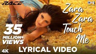 Zara Zara Touch Me Lyrical- Race   Katrina Kaif, Saif Ali Khan   Monali Thakur