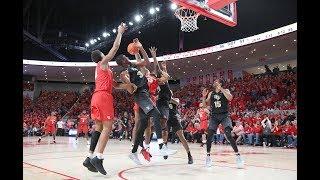 Men's Basketball Highlights - UCF 69, #8 Houston 64