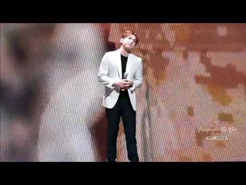 2016.05.14 태양의 후예 콘서트 SG워너비 - 사랑하자