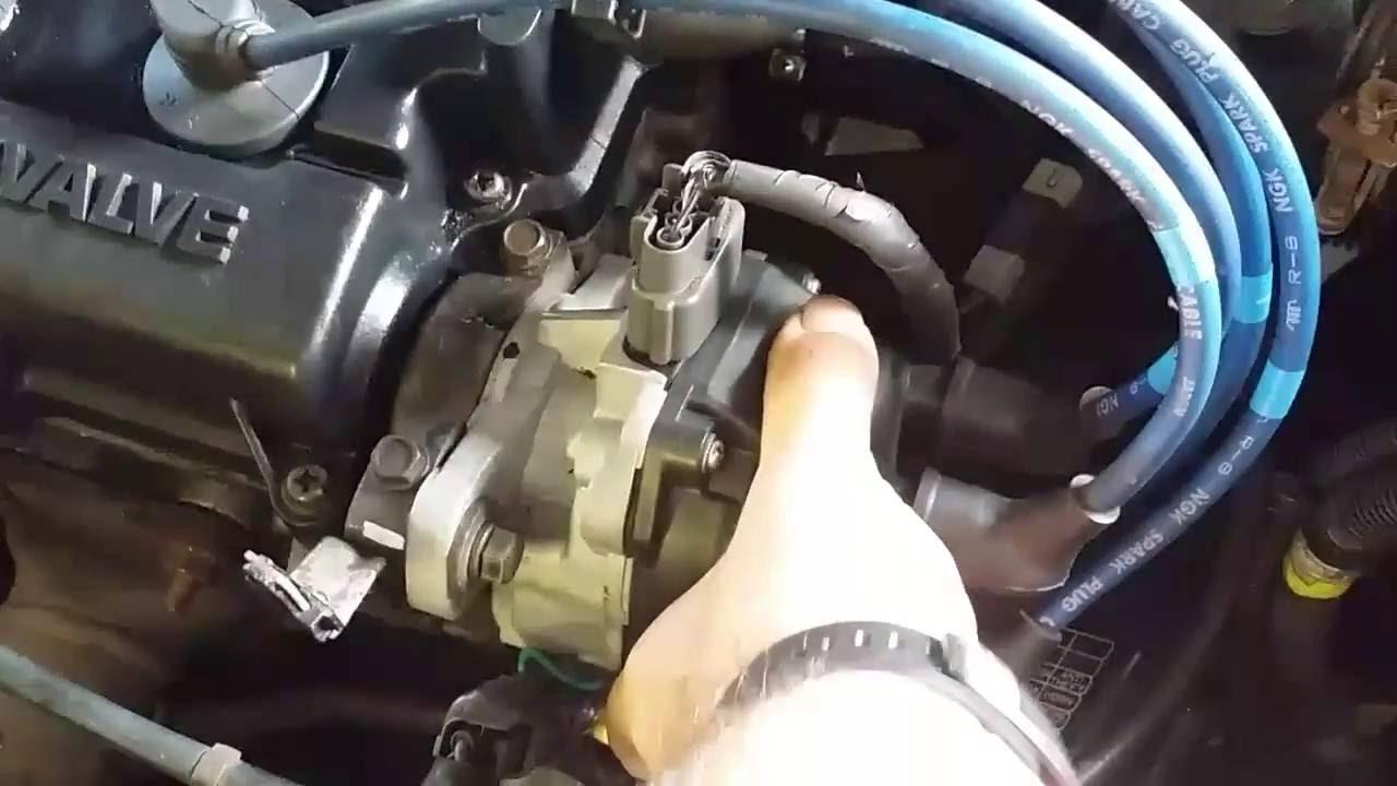 Adjust Contact Point Kancil Auto