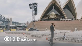 Prince Harry kicks off fourth Invictus Games in Australia