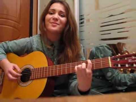 Би-2  Мой рок-н-ролл cover - гитара