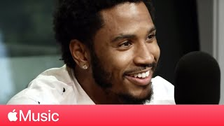 Trey Songz and Ebro Darden [FULL INTERVIEW] | Beats 1 | Apple Music