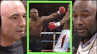 Lennox Lewis on Fighting Mike Tyson   Joe Rogan