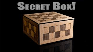 The Secret Chess Box  - Solved and Explained!!