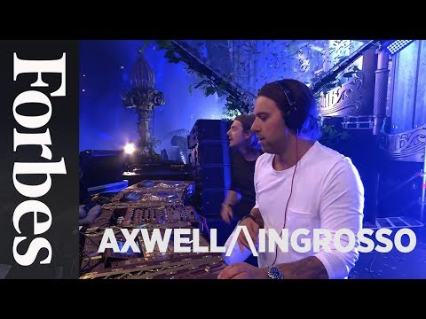 For Axwell /\ Ingrosso: The Best Plan Is No Plan | Forbes