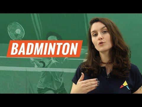 Glossário Olímpico | Badminton