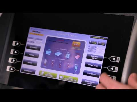 How to do an EMV Card reader upgrade on a Hyosung Halo, 1800, 2700, 5000 ATM