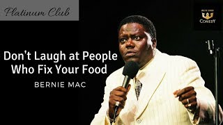 "Bernie Mac '""Don't Laugh At People Who Fix Yo Food"" Kings of Comedy Tour"