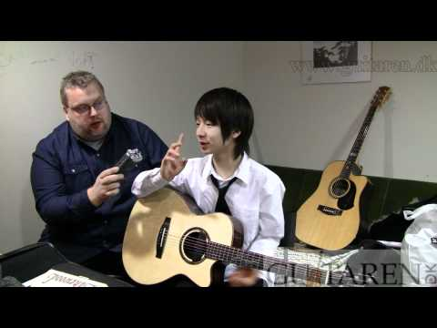 Sungha Jung interview -part 1