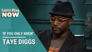 If You Only Knew: Taye Diggs