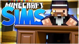 A NEW MAYOR! | Minecraft SimsCraft