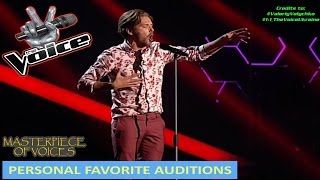 PERSONAL FAVORITES IN THE VOICE 2017