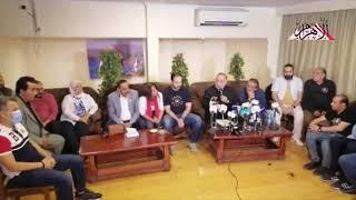 أشرف-زكي--المهن-التمثيلية--تمتلك-أعظم-مشروع-طبي-على-مستوى-نقابات-مصر-و-المتحدة--تدعمنا