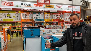 Tool Deals You Missed (Black Friday 2019) The Home Depot