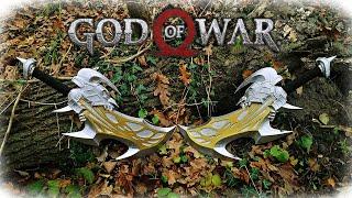 Casting Blade Of Exile - God Of War