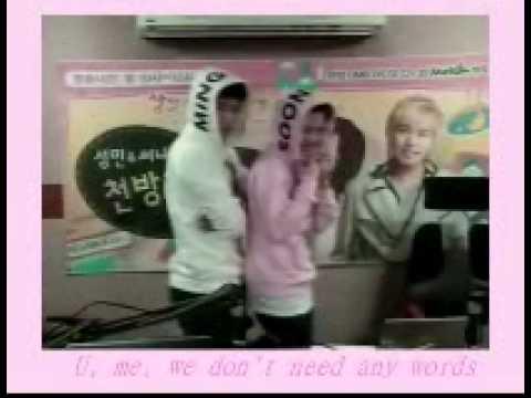 Sungmin Sunny moments [ SunSun couple ]