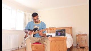 Japanese Denim Guitar Tutorial - Daniel Caesar