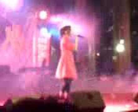 海科大61st校慶演唱會 卓文萱 愛我好嗎