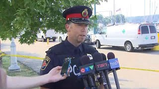 Hamilton police confirm death of Ray Emery