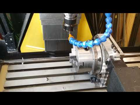 Machining the ends of thin wall steel tubes